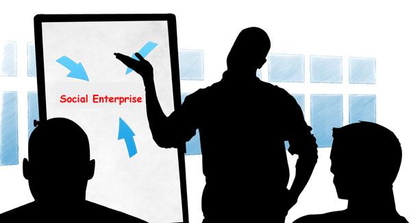 Social Enterprise - business solutions to social problems